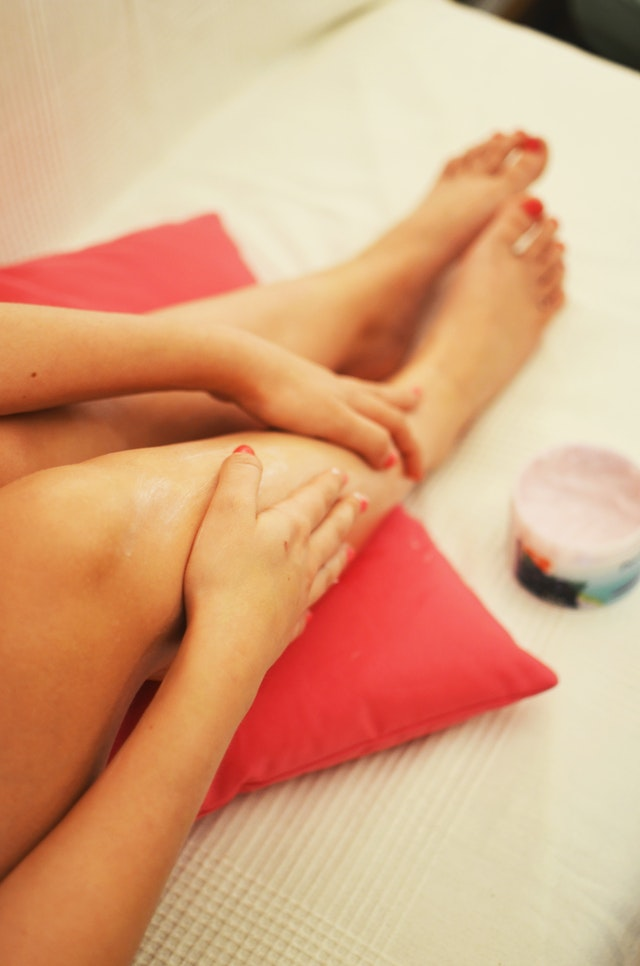 cellulitis massage